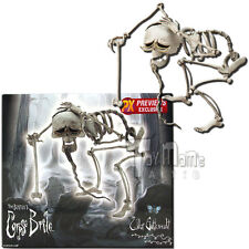 Tim Burton's Corpse Bride Elder Gutknecht Collector Doll-Jun Planning - NOT Mint