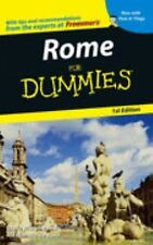 Dummies Travel: Rome for Dummies 57 by Bruce Murphy and Alessandra de Rosa...