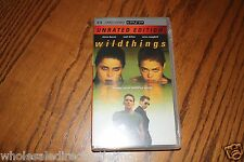 Wild Things Unrated Edition Starring Neve Campbell UMD Video for PSP Brand New