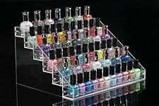 nail polish stand acrylic stand nail polish Lipstick Stands Storage of about 60