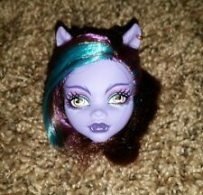 Monster High Clawdeen Wolf doll HEAD  *Great Scarrier Reef