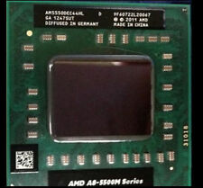 AMD Quad Core A8-5500M 2.1 GHz Processor AM5550DEC44HL cpu Socket FS1r2