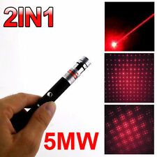 New Arrival 5mw 650nm Powerful Military Visible Light Beam Red Laser Pointer Pen