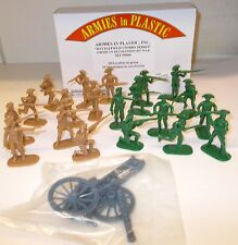Armies in Plastic 5660 - American Revolutionary War, Loyalists / Minutemen  1/32