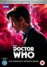 DOCTOR WHO - THE COMPLETE SERIES 7 - DVD - REGION 2 UK