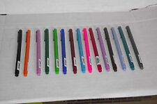 15 Color Le Pen .3MM Micro Extra Fine Synthetic Point Smudge-Proof Ink