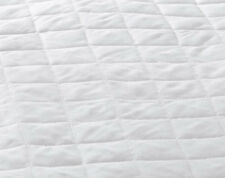 QUILTED FULLY FITTED DOUBLE MATTRESS PROTECTOR - PROTECTS AGAINST DUST MITES