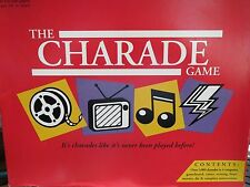1992 Pressman CLASSIC THE CHARADE GAME