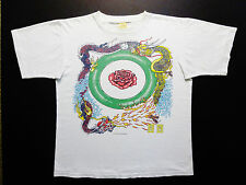 Grateful Dead Shirt T Shirt 1988 Chinese New Year of Dragon 2/17/88 Oakland CA L