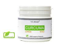 Vivameo ® 400 Curcuma Kapseln 650 mg Curcumin, Kurkuma, ohne Zusatz (260 g)