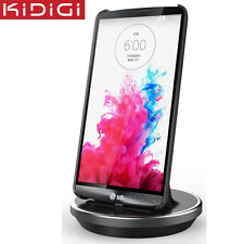 KiDiGi Charger Cradle Dock Station for LG G4 Sony Xperia Z4 Z5 Premium Compact
