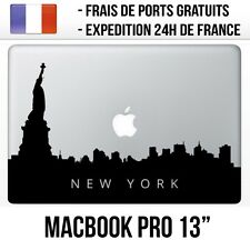 "Sticker Macbook Pro 13"" - New York"