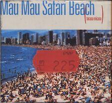 MAU MAU - Safari beach - CD DIGIPACK 2000 SIGILLATO SEALED