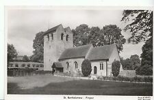 Buckinghamshire Postcard - St Bartholomew - Fingest - Real Photograph   ZZ1724