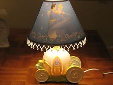 Disney Cinderella Carriage Lamp Night Light Hampton Bay