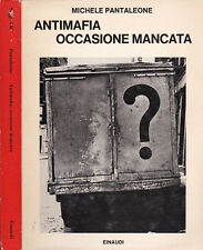 Antimafia: occasione mancata