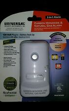 Unopened! Universal Security Instruments 2 piece alarm MCN400
