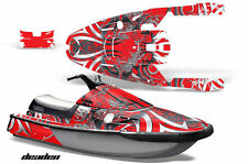 AMR Racing Yamaha Wave Runner III 3 Jet Ski Graphic Kit Wrap Parts 91-96 DEDN R