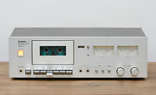 Yamaha TC-320a Tapedeck / Kassettendeck in silber
