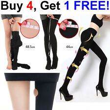 Compression tights support stockings slimming pantyhose Opaque tights shapewear