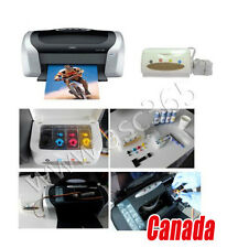 Free Ship Epson C88 Printer Empty CISS Continuous Ink Supply System Sublimation