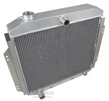 Champion 3 Row Aluminum Radiator for 1957 - 1960 Ford F100 Pick Up Truck with V8