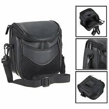 Compact Camera Bag Case & Clip for Powershot Canon SX130 SX100 SX40 SX10 IS G7