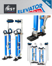 "RST Elevator 24"" To 40"" Adjustable Plastering Drywall Painting Stilts, RTR2440E"