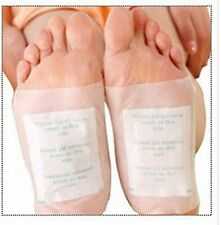 2pcs Detox Foot Pads Patch Detoxify Toxins with Adhesive Keeping Fit Health Care
