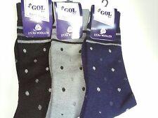 New 12 Pairs Mens Wool Socks Warmer Thermal Winter heat control socks Gents