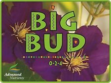 Nutrientes AVANZADOS Triple Pack-Big Bud, Overdrive Y B-52 - 3 X 100ml