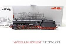 H0 MÄRKLIN 37058 DB 59 038 Schlepptender Dampflok digital+OVP/F2