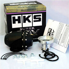HKS UNIVERSAL BLOW OFF VALVE BOV SQV SSQV TURBO PULL-TYPE 2 II WITH ADAPTER NEW*