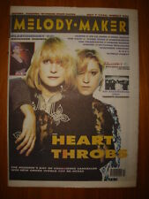 MELODY MAKER 1990 JUL 7 HEART THROBS THE CURE JAMES