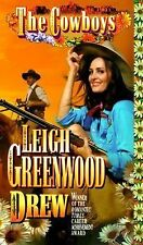 Drew (Cowboys) Greenwood, Leigh Mass Market Paperback