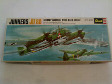 Revell h-113 Junkers Ju 88 a-4/d-1 1:72 sin Decals envío combinado posible