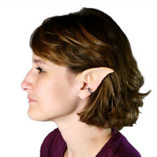 Moon Elf Ears Costume- Latex Prosthetic Painted Medium