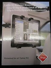 "CAR BACK SEAT VIEWING HEADREST MOUNT for Bush 9"" Inch Portable DVD Player"