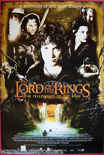 Lord of The Rings: The Fellowship of the Ring INT D/S Movie Poster 2001 LOTR