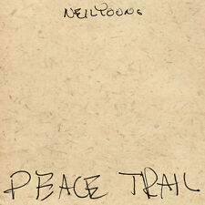 Neil Young - Peace Trail  CASSETTE TAPE - Sealed - New Copy