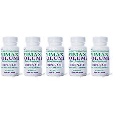 5 Vimax Volume Pills Semen Enhancer Plus Increase Male Climax Volume Sex Drive
