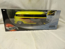 Hotwheels Customized VW Drag Bus 2000 Mint in Box Hotwheel Volkswagon Bus