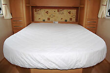 Coachman Pastiche 575/4 Mattress Protector For Island Fixed Bed