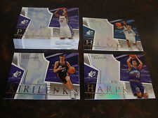 2003-04 Upper Deck SPX Basketball---Lot Of 24---No Dupes---Multi-Lots