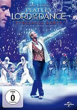LORD OF THE DANCE-DANGEROUS GAMES  DVD NEU