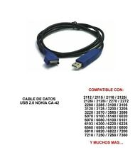 New CA-42 Nokia Cable DKU-5 USB Data Cable Phone and Hard Drive data recovery