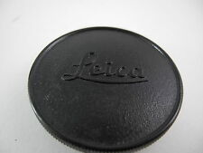 LEICA EARLY OLD STYLE M BODY CAP VERY CLEAN WITH LEICA SCRIPT