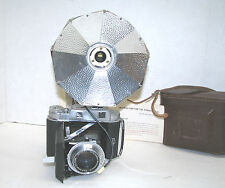 Franka Solida III, 6x6, with Schneider Kreuznach Radionar 2.9/80, Flash, Case,