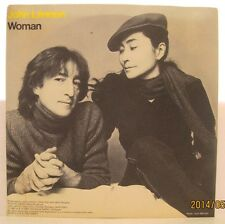 "John Lennon ""Woman"" 1981 Geffen 45rpm w/ PS NM UNPLAYED store stock!"