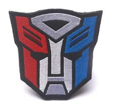 Transformers ARMY TACTICAL MORALE 3D EMBROIDERED VELCRO PATCH  SK  427